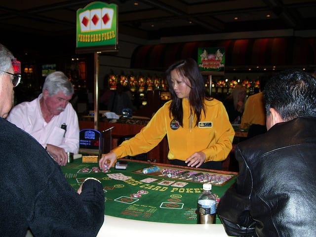 dealing with gambling debt